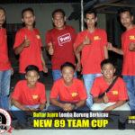 Daftar Juara NEW 89 TEAM CUP Minggu, 29 September 2019