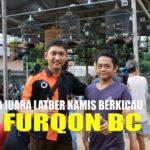 Daftar Juara Latber Kamis Berkicau AL FURQON BC Edisi 3 Oktober 2019