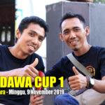 Daftar Juara PANDAWA CUP 1 - Minggu, 10 November 2019